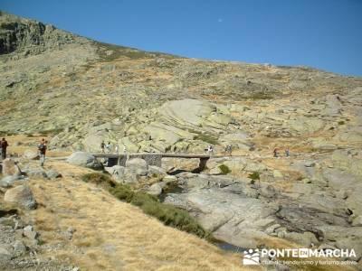 Laguna Grande de Gredos - Sierra de Gredos; rutas y senderismo; paseo por madrid